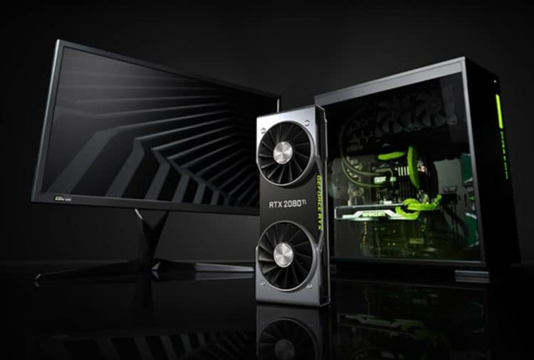 Nvidia GeForce RTX 20 graphics card